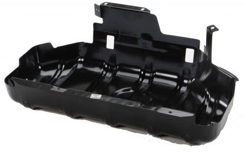 1997-2006 JEEP WRANGLER TJ FUEL GAS TANK SKID PLATE COVER PROTECTION OFF ROAD MOPAR - Off Road Skid Plate