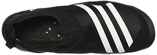amazing price cheap price adidas outdoor Men's Climacool Jawpaw Slip on Walking Shoe Black/White/Silver Met. sale best wholesale cheap prices official for sale shopping online cheap price UjLJmY