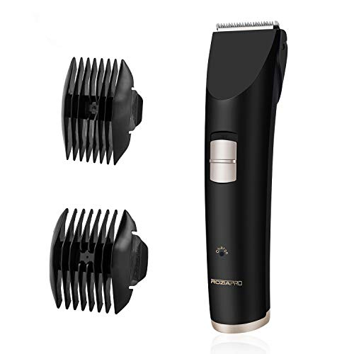 Beard Trimmer Hair Clippers for Men Electric Hair Trimmers Haircut kit Cordless Rechargeable USB Charging Stainless Steel Limit CombBeard Trimmer Hair Clippers for men