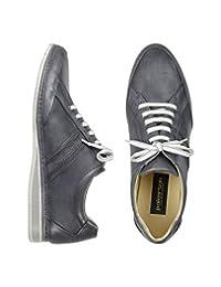 Stuart Weitzman Women's TRIXIESUPPLEKIDSILVER Silver Leather Sandals