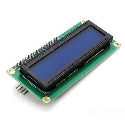 Equipamiento Y Maquinaria Display Lcd 16x2 1602 Verde