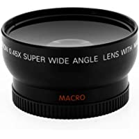 SAVEoN 0.4x Aspherical Macro Wide Angle Lens Professional Titanium Series for Nikon D800 D90 D80 D40