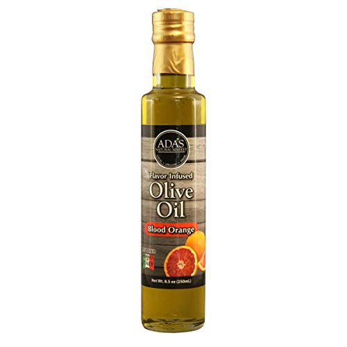 ADA'S Natural Market Blood Orange Infused Extra Virgin Olive Oil - ()