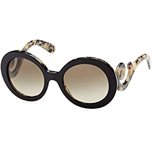 Prada Sunglasses - PR27NS / Frame: Black Lens: Gray Gradient