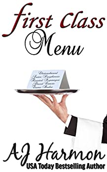 First Class Menu (First Class series Book 6) by [Harmon, AJ]