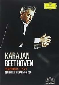 Beethoven: Sinfonías 1-9 [DVD]