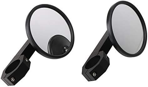 "YXZ1000R SE UTV Side View Mirror Set Fits 1.75/"" roll bar 2016 YAMAHA YXZ1000R"
