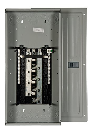 - Siemens S2442L3200 200-Amp Indoor Main Lug 24 space, 42 Circuit 3-Phase Load Center
