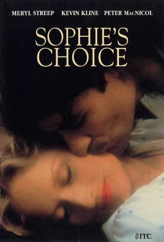 Sophie's Choice POSTER Movie (11 x 17 Inches - 28cm x 44cm) (1982) (Style B)