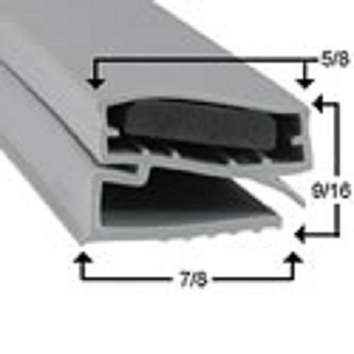 Federal Refrigeration Part# 16-72539 Magentic Door Gasket
