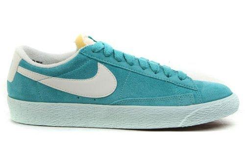 Nike Para Celeste Sintético Azul De Material Mujer Zapatillas 7wBA7Iqr