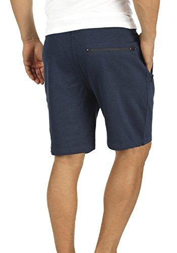 Taras Para Bermudas solid Corto Chándal Sweat Pantalón Blue Hombre Insignia 1991 Y1wwTXd
