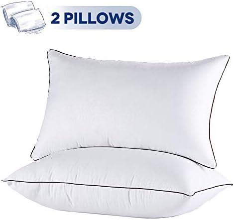 Pillows Sleeping Hypoallergenic Alternative Sleeping Fill Queen product image