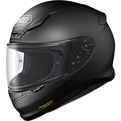 Shoei RF-1200 Matte Black Full Face Helmet - X-Large