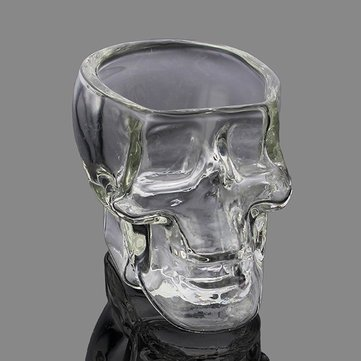 Bright Maneuver Clear Head Glass Cup Tools & Accessories - 1