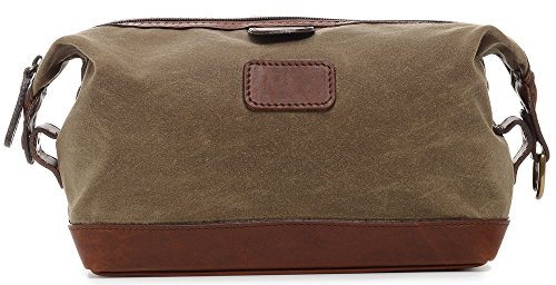Korchmar Adventure Collection Toiletry Kit Olive by Korchmar