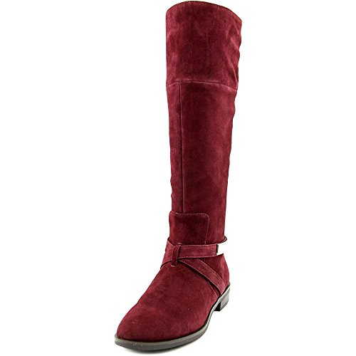Boot Knee Alfani Egila Burgundy Women High nq0B4F0