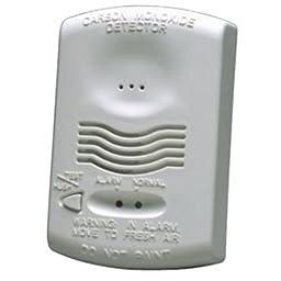 System Sensor CO1224T Carbon Monoxide Detector with RealTest