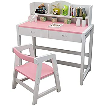 Amazon Com Table Chair Sets Children S Study Table Chair Home
