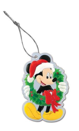 Disney Mickey Wreath Christmas Laser Cut Cell Phone Strap