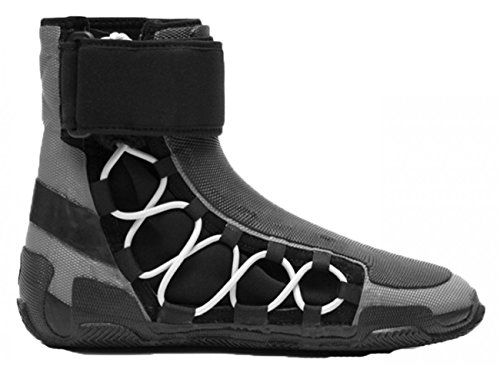 Zhik 260 High Cut Race Sailing Boot - Black/Grey