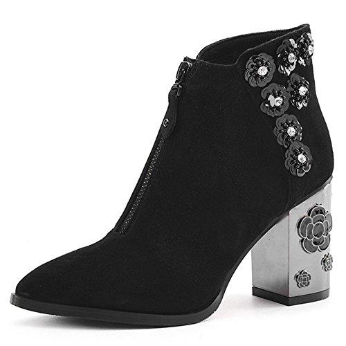 Nine SevenAnkle Boots - Botas mujer negro