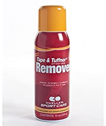 Mueller Tape and Tuffner Remover 10oz Spray