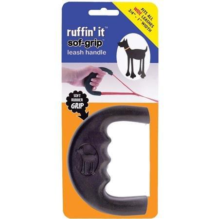 Ruffin It Comfort Grip Leash Handle Wide, My Pet Supplies