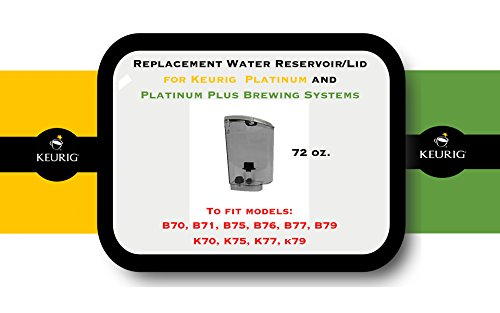 Replacement Water Reservoir