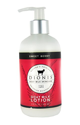 (Dionis Goat Milk Skincare Lotion (Sweet Berry, 8.5 oz) )