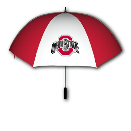 Seven Sons Rainmate Rainwear NCAA Ohio State Buckeyes 60-Inch Golf Umbrella