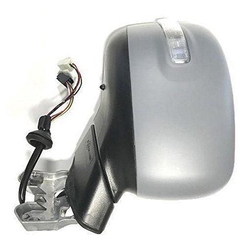 802244RB Specchio Retrovisore Sx Sinistro Lato Guida Elettrico - Termico - Con Fanale - Ribaltabile
