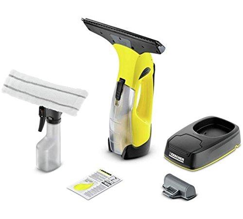 Karcher 1.633-457.0 WV5 Premium Plus Non Stop Window Vacuum, Yellow, one