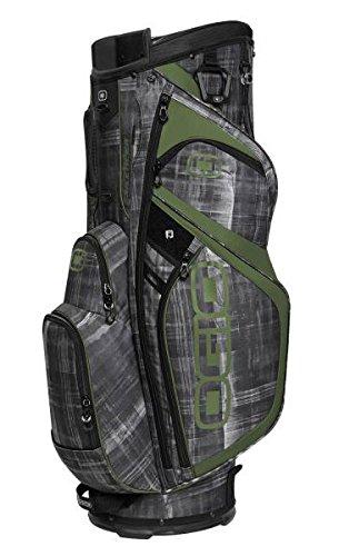 OGIO Silencer Cart Bag, Paranormal/Moss