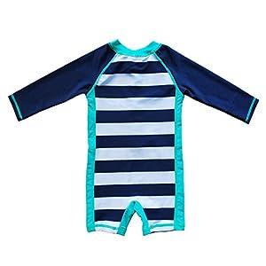 Baby Beach One-Piece Swimsuit UPF 50+ -Sun Protective Sunsuit