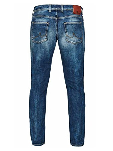 Uomo Jeans 4098 Wash Undamaged Ltb Diego Ravi AEdWqcABw