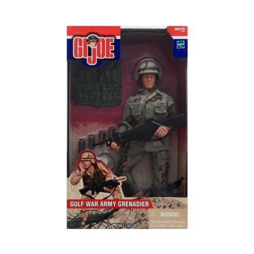 GI Joe Gulf War Army Grenadier 12