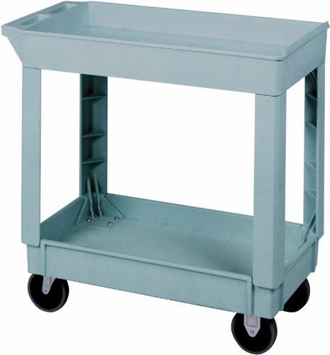 Continental 5800GY, Grey Small Utility Cart (Case of 1)