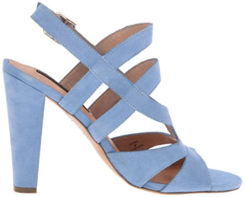 Steven by Steve Madden cassndra vestido sandalias de la mujer Azul