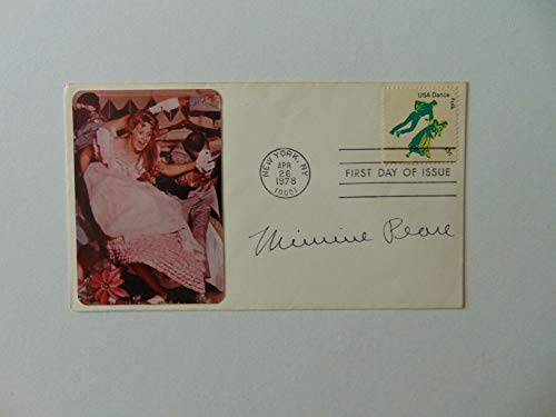 """Grand Ole Opry"" Minnie Pearl Hand Signed FDC Dated 1978 Todd Mueller COA from Unknown"