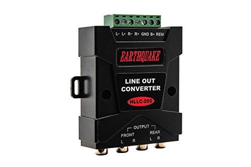 Earthquake Sound HLLC 200 4 Channel Converter