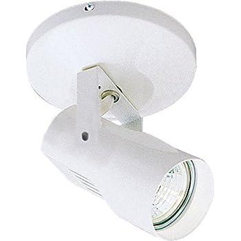 WAC Lighting ME-007LED-WT LED Monopoint 007 Spot Light with LED L& Included  sc 1 st  Amazon.com & Amazon.com: WAC Lighting ME-007LED-WT LED Monopoint 007 Spot Light ... azcodes.com