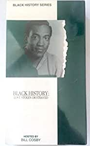Black History: Lost, Stolen or Strayed [VHS]