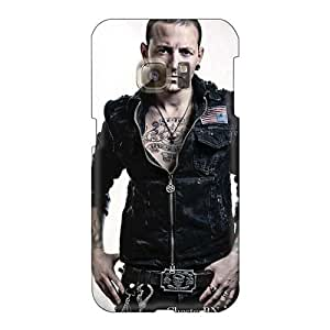 ChristopherWalsh Samsung Galaxy S6 Anti-Scratch Cell-phone Hard Covers Customized Realistic Linkin Park Band Pictures [mFq16768qROP]
