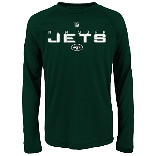 NFL by Outerstuff NFL New York Jets Youth Boys