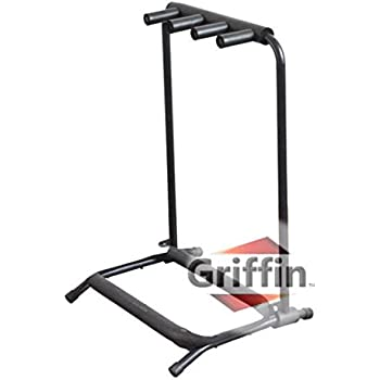 Three Guitar Rack Stand By Griffin