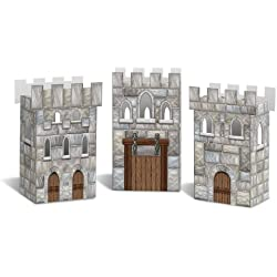 Beistle Castle Favor Boxes