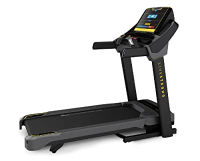 Livestrong Fitness Ls100t-2 Treadmill from LiveSTRONG Fitness