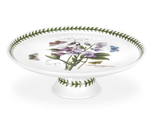 Portmeirion Botanic Garden Footed Cake Plate by Portmeirion
