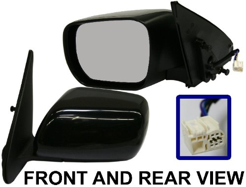 - SUZUKI GRAND VITARA 06-11 SIDE MIRROR LEFT DRIVER, POWER, HEATED, FOLDING